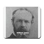 Prejudice William James Mousepad