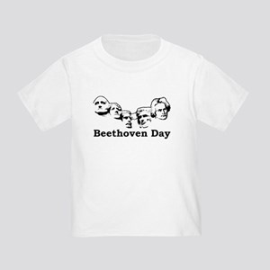 Beethoven Day Toddler T-Shirt