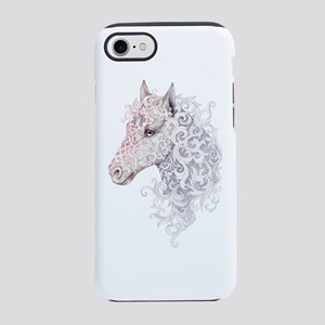 Horse Head Tattoo iPhone 7 Tough Case