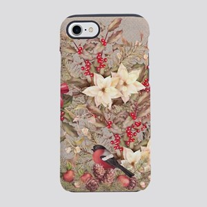 Christmas Collage iPhone 7 Tough Case