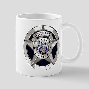 Denver Sheriff Mug