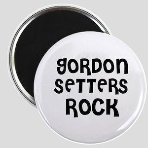 GORDON SETTERS ROCK Magnet
