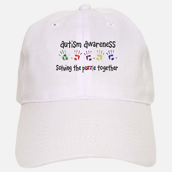 Autism Awareness Baseball Baseball Cap