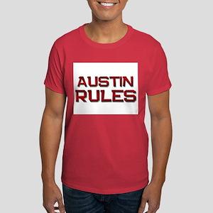 austin rules Dark T-Shirt