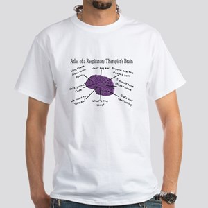 Atlas of a Respiratory Therapis T-Shirt