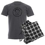 KTA Helmet Men's Charcoal Pajamas