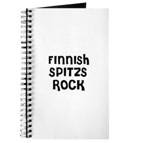 FINNISH SPITZS ROCK Journal