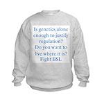 Genetics BSL Kids Sweatshirt