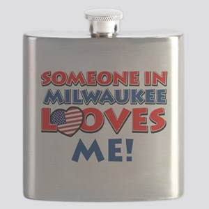 MILWAUKEE Design Flask