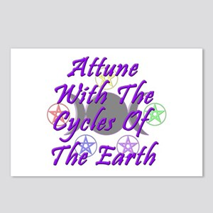 Cycles of the Earth Postcards (Package of 8)