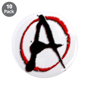 """Anarchy Now 3.5"""" Button (10 pack)"""