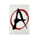 Anarchy Now Rectangle Magnet (100 pack)