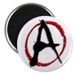 """Anarchy Now 2.25"""" Magnet (100 pack)"""