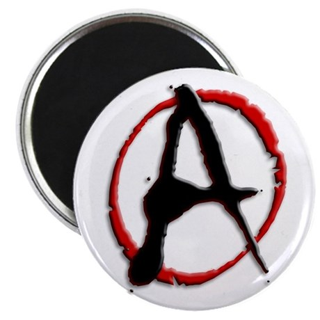 Anarchy Now Magnet