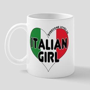 Everyone Loves an Italian Gir Mug