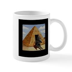 Egyptian Doghouse Mug