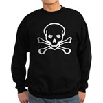 Skull and Crossbones Sweatshirt (dark)