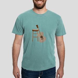 Guitar and Stool T-Shirt