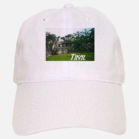 Tikal Courtyard Baseball Baseball Cap