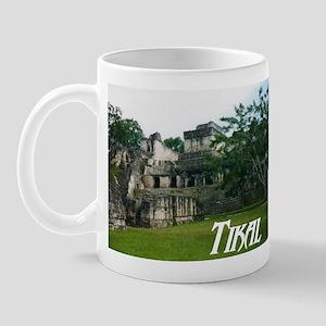 Tikal Courtyard Mug