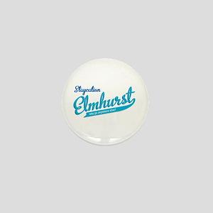 Elmhurst Staycation Mini Button