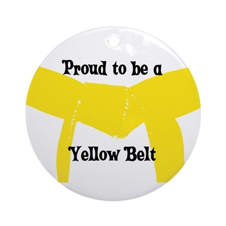 Karate Yellow Belt