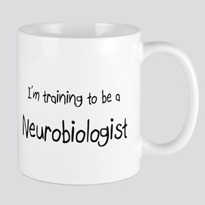 I'm training to be a Neurobiologist Mug