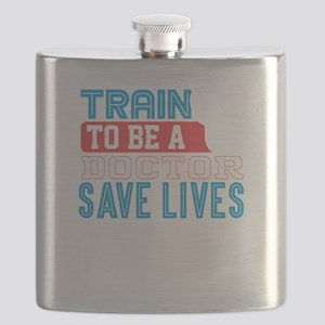 Medical Professional Train to be a Doctor Sa Flask