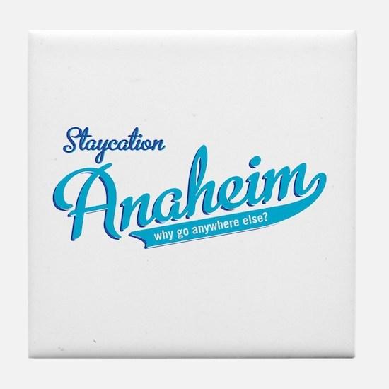 Anaheim Tile Coaster