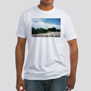 Falling Fitted T-Shirt