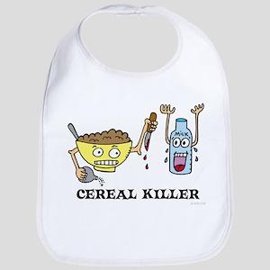Cereal Killer Bib