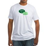 Fully Attached Pop Fitted T-Shirt