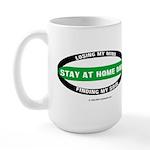 Stay at Home Dad Large Mug