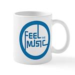 Feel the Music! Mug