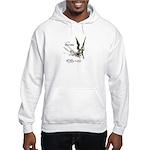 Flying Monkeys Hooded Sweatshirt