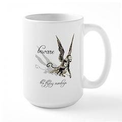 Flying Monkeys Large Mug