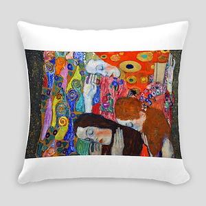 Laptop Klimt Hope II Everyday Pillow