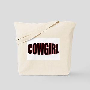 """COWGIRL"" Tote Bag"