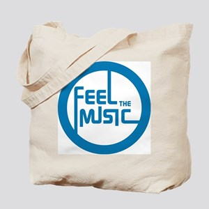 Feel the Music! Tote Bag
