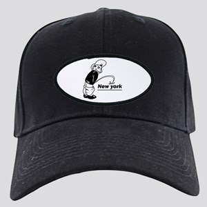 Piss on newyork Black Cap