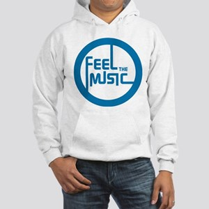 Feel the Music! Hooded Sweatshirt