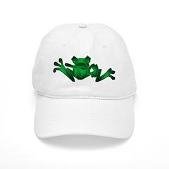 Funky Frog Baseball Cap