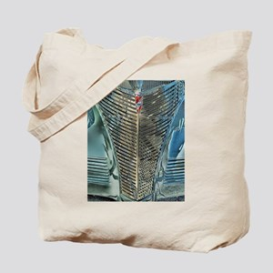 Blue Grill Tote Bag