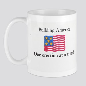 Building America Mug