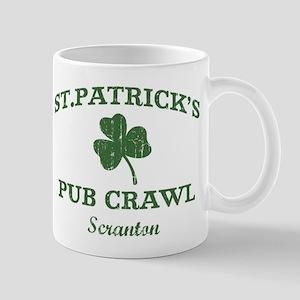 Scranton pub crawl Mug