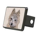 Cairn Terrier Puppy Rectangular Hitch Cover