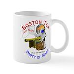 Boston Tea Party of Mars Mug