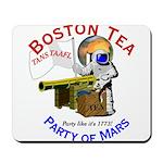 Boston Tea Party of Mars Mousepad
