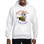 Boston Tea Party of Mars Hooded Sweatshirt
