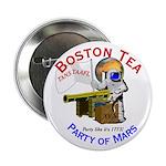 """Boston Tea Party of Mars 2.25"""" Button"""